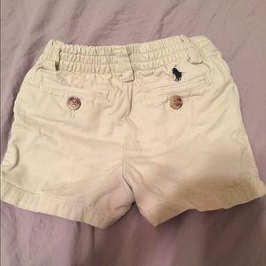 Baby boy Polo shorts